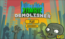 Zombie Demolisher screenshot 1/6