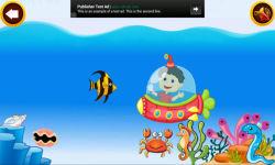 Baby Undersea Adventure screenshot 3/3