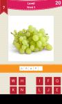 Fruit And Vegetable Names screenshot 3/6