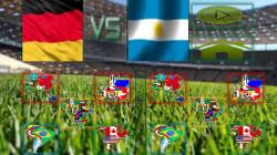 3D Football TOP 28 Soccer screenshot 2/5