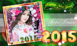 New Year 2015 Photo Frame screenshot 2/6