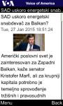 VOA Serbian for Java Phones screenshot 2/6