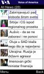 VOA Serbian for Java Phones screenshot 4/6