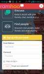 Ramhoo Social Network Chat screenshot 1/5