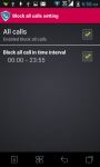 block call and sms screenshot 1/6