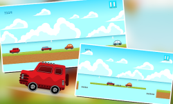 Car Racing: Ocean Rush screenshot 1/6