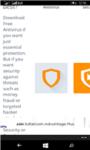 Avast Antivirus 2016 screenshot 1/1