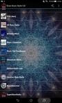 Blues Music Radio Full screenshot 2/4