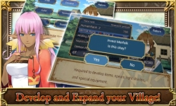 SRPG Legend of Ixtona select screenshot 4/6