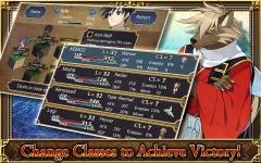 SRPG Legend of Ixtona select screenshot 6/6