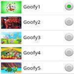 Goofy screenshot 2/2