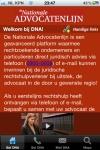De Nationale Advocatenlijn screenshot 1/1
