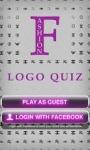 Fashion Logo Quiz free screenshot 1/5