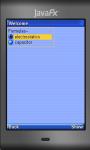 Pocket Physics App  screenshot 3/4