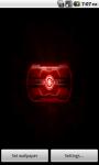 Moto Droid Laser Eye Live Wallpaper screenshot 1/3