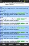 Quran Terjemahan Bahasa Malaysia - Melayu screenshot 3/3