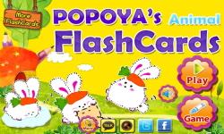 POPOYA Animal FlashCards screenshot 1/5