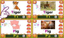POPOYA Animal FlashCards screenshot 2/5