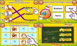 POPOYA Animal FlashCards screenshot 4/5
