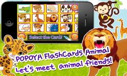 POPOYA Animal FlashCards screenshot 5/5