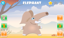 Scroll Puzzles Lite - game for kids screenshot 4/6