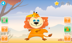 Scroll Puzzles Lite - game for kids screenshot 5/6
