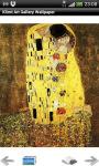 Klimt Art Gallery Wallpaper XY screenshot 1/5