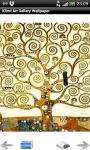 Klimt Art Gallery Wallpaper XY screenshot 3/5
