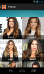 Khloe Kardashian HD Wallpaper screenshot 1/6
