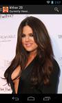 Khloe Kardashian HD Wallpaper screenshot 2/6