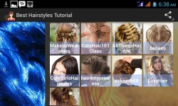 Best Hairstyles For Woman screenshot 1/3