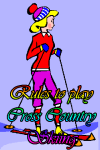 Rules to play Cross Country Skiing screenshot 1/5
