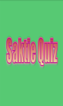 Saktie Quiz screenshot 1/4