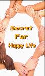Secret for Happy Life screenshot 1/3