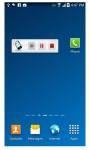 Call Recorder Android App screenshot 1/4