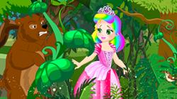 Princess Forest Adventure Game screenshot 1/3