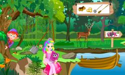 Princess Forest Adventure Game screenshot 3/3