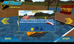 Jet Ski Adventure screenshot 2/6