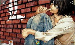 Anime Death Note Wallpapers screenshot 2/3