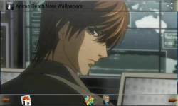Anime Death Note Wallpapers screenshot 3/3