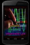 Learn Trading Interview Q A screenshot 1/3