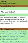 Learn Trading Interview Q A screenshot 2/3