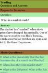 Learn Trading Interview Q A screenshot 3/3