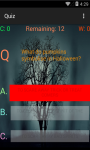 Halloween History test screenshot 2/6