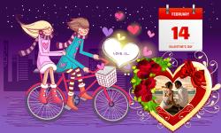 Valentine Photos Frames screenshot 2/6
