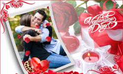 Valentine Photos Frames screenshot 5/6