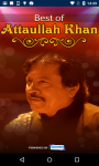 Best Of Attaullah Khan screenshot 1/5