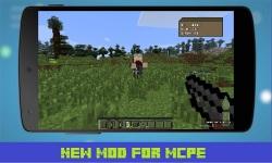 DayZ Mod for MCPE screenshot 2/3