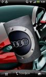 Audi Logo 3D Live Wallpaper screenshot 3/6