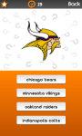 NFL Logo Quiz screenshot 5/5